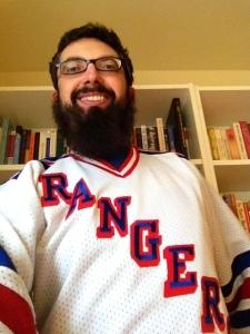 Let's go, Rangers!